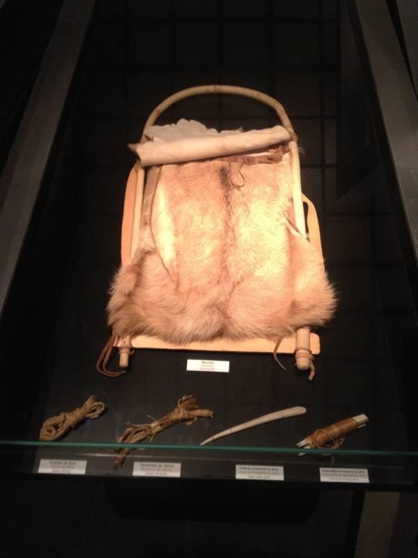 EXPOSICIÓN Ötzi . La momia del hielo Motxilla21