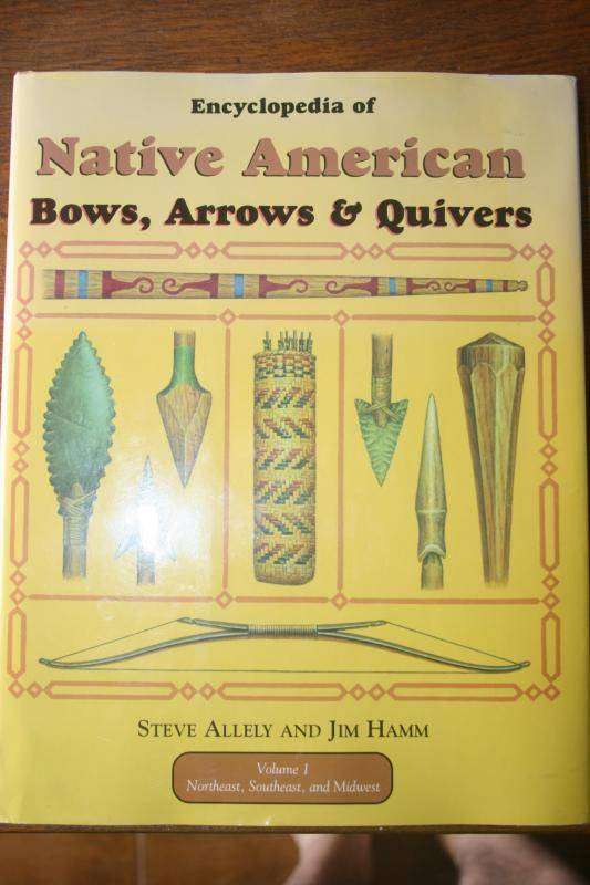 Encyclopedia of Native American bows, arrtows and quivers IMG_0630_zps44fc601f