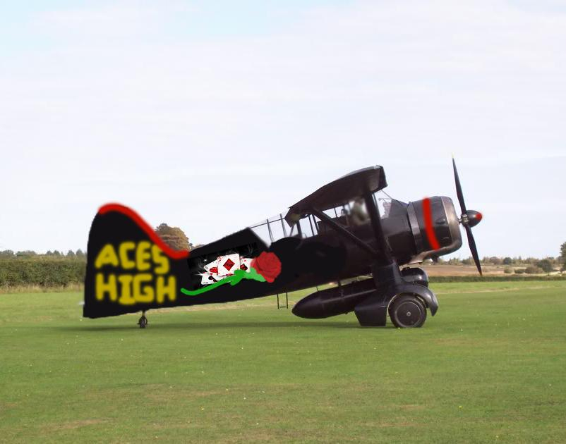 Aces High and Old Reliable EpicPlane