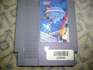 Air Fortress (NES) Review DSC00440