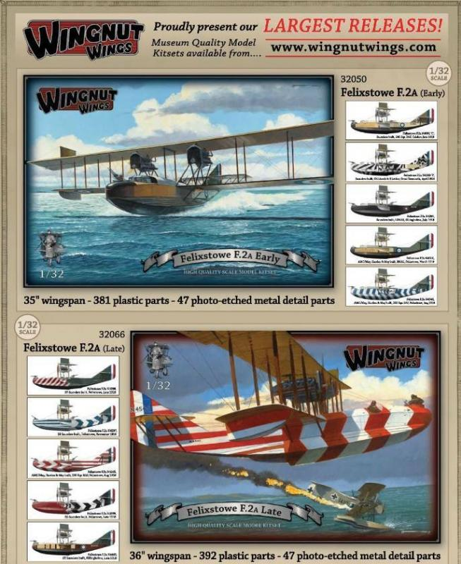Wingnut Wings WWI Models Felixstowe_zps08155202