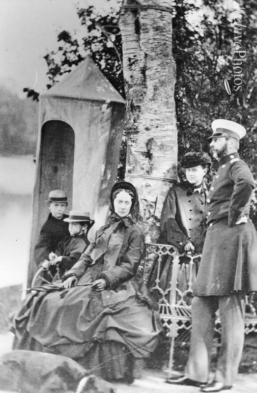 Tzar Alexander II.  El Tzar Reformador. - Página 7 AIIFAMILIA
