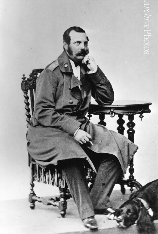 Tzar Alexander II.  El Tzar Reformador. - Página 7 ALEJANDROII2