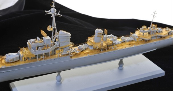 1/350 German Destroyer Z-39 for Dragon 1037  4-1