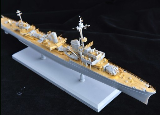 1/350 German Destroyer Z-39 for Dragon 1037  5