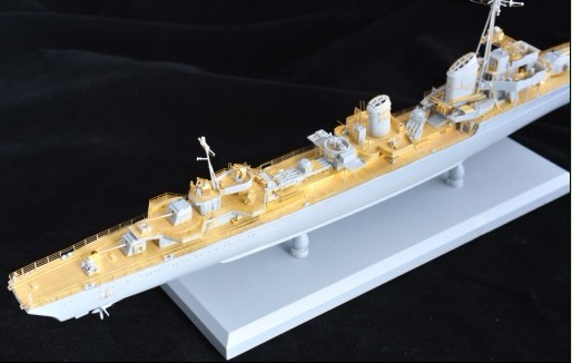 1/350 German Destroyer Z-39 for Dragon 1037  6