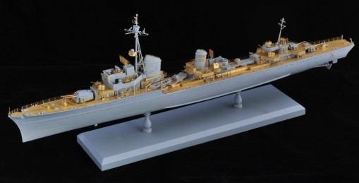1/350 German Destroyer Z-39 for Dragon 1037  7