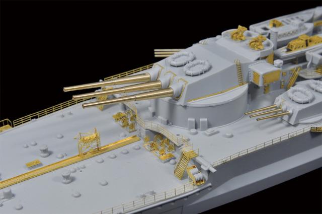 WWII Italian Navy Battleship Roma DSC_0229