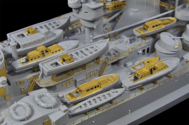 WWII Italian Navy Battleship Roma DSC_0232
