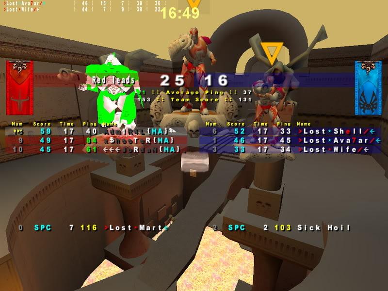 HA vs Lost(6-2) Hae