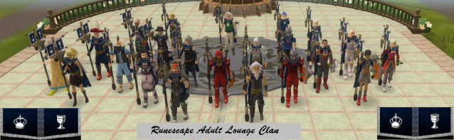 Welcome to The Adult Lounge Clanv3