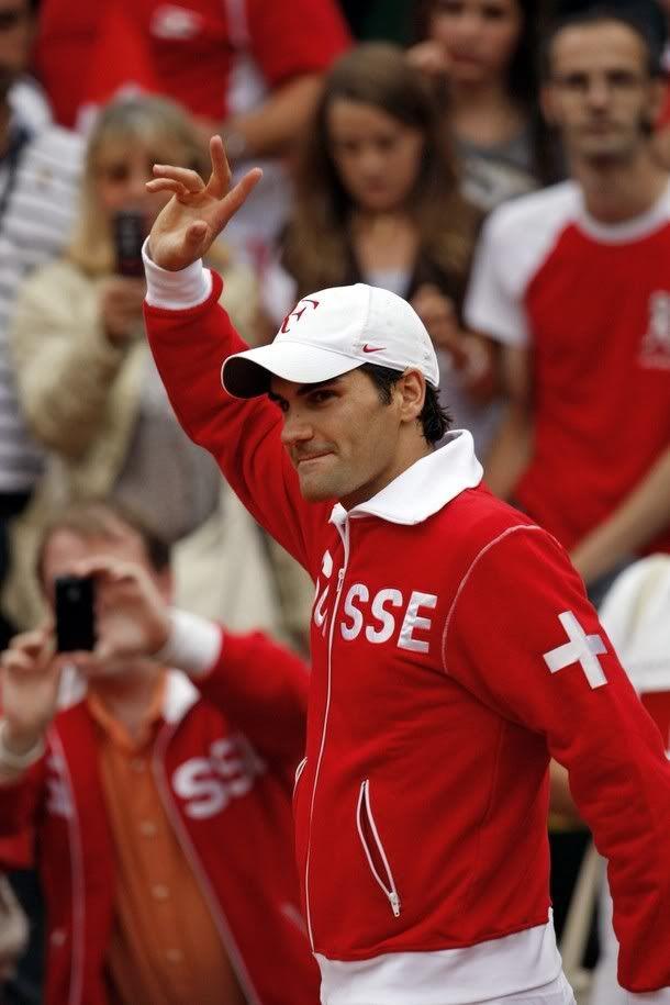 Copa davis 2009: suiza--Italia 610x-39