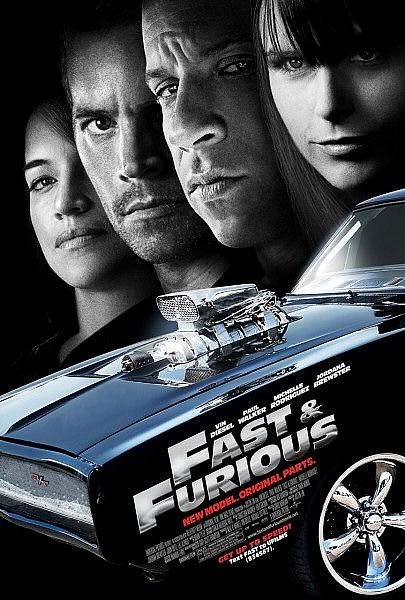 FAST AND FURIOUS 4!!!!! Ff4