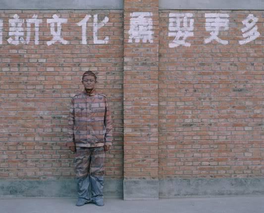 Amazing diguise man :O Wall