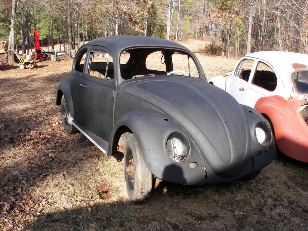 my new quest! 1963 beetle aka Mabeline Mabeline002