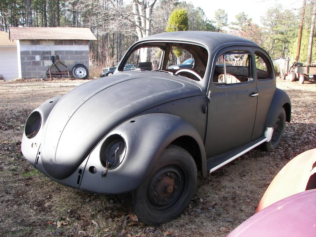 my new quest! 1963 beetle aka Mabeline Mabeline003