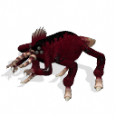 mes monstre(quel titre original) Areigne