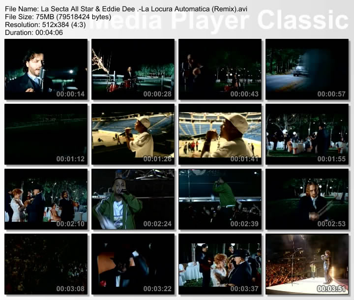 La Secta All Star _Eddie Dee .-La Locura Automatica Remix[Xvid - DVDRip] Locuraautomatica
