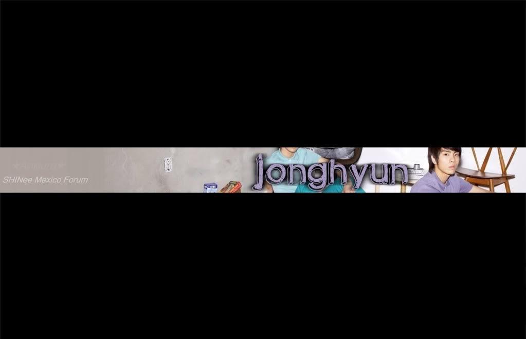 SHINee - Escenas para el msn~ - Página 2 Jonghyun1