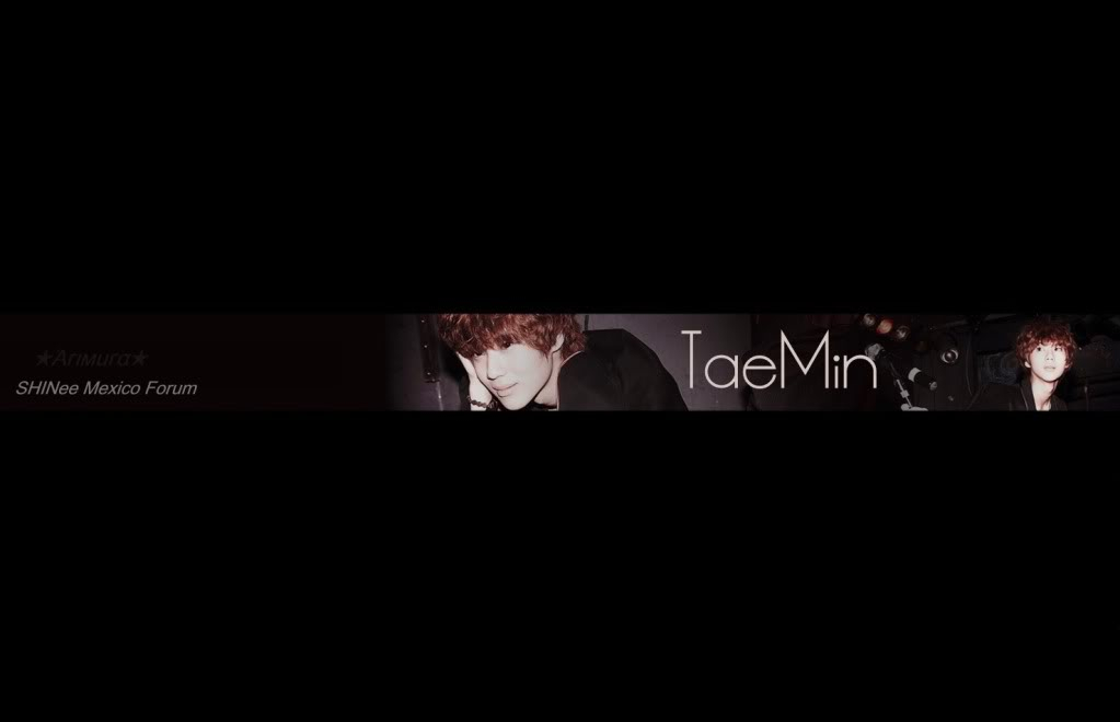 SHINee - Escenas para el msn~ - Página 2 TaeMin4