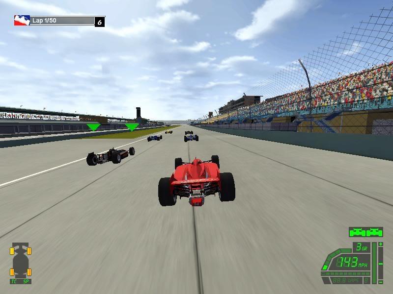 حصريا اللعبة الرائعة Indy Car بحجم 140 ميجا فقط تحميل مباشر وعلى اكثر من سيرفر 2