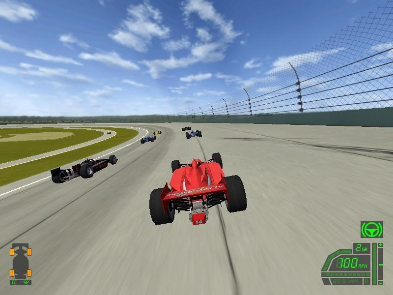 حصريا اللعبة الرائعة Indy Car بحجم 140 ميجا فقط تحميل مباشر وعلى اكثر من سيرفر 4