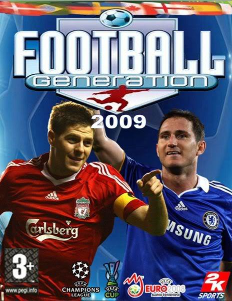 حصريا مع واحدة من احدث العاب 2009 اللعبة الرائعة FootBall Generation BluePlanet تحميل مباشر وعلى اكثر من سيرفر 4j12sy