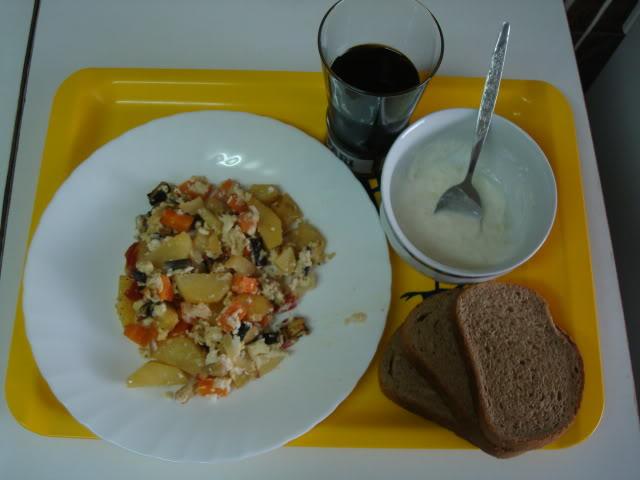 Ce ai mancat azi vegetarianule? :))) DSC07086