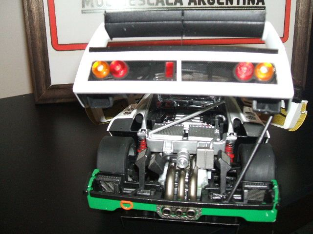FERRARI F40 GT1 LE MANS  DSCF3718