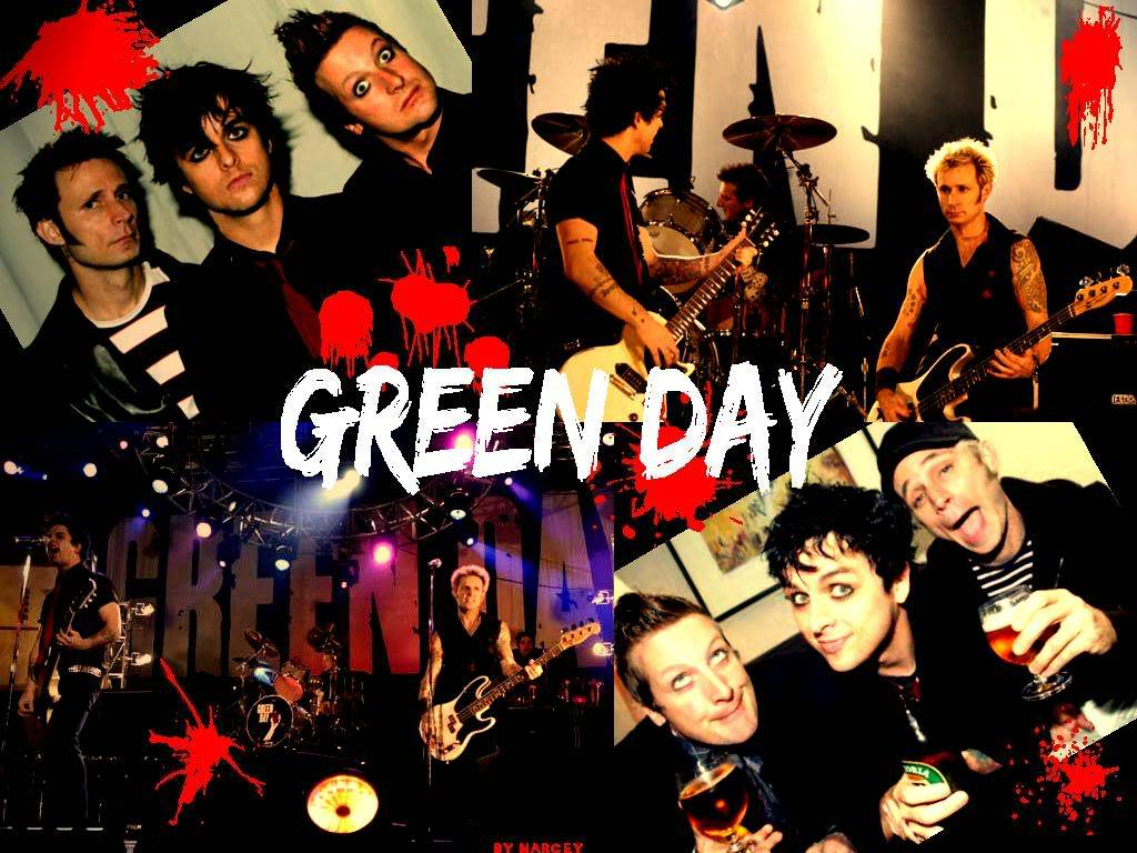 Band Pictues Green_Day