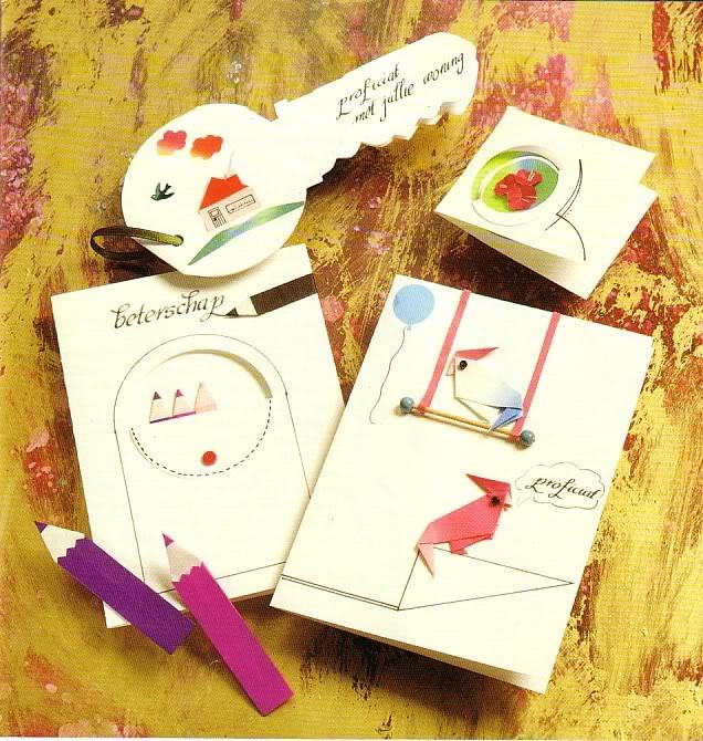 Thiệp Origami - Hàng Độc Đáo Để Đành Gelegen07