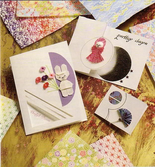 Thiệp Origami - Hàng Độc Đáo Để Đành Gelegen11