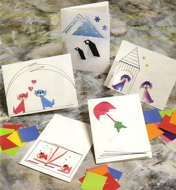 Thiệp Origami - Hàng Độc Đáo Để Đành Gelegen13