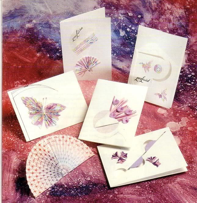 Thiệp Origami - Hàng Độc Đáo Để Đành Gelegen23