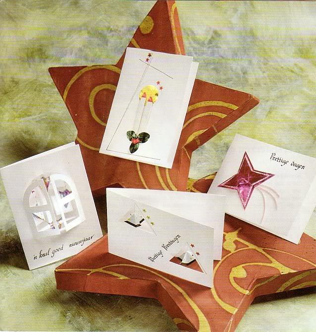 Thiệp Origami - Hàng Độc Đáo Để Đành Gelegen27