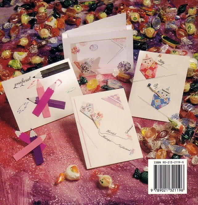 Thiệp Origami - Hàng Độc Đáo Để Đành Gelegen34