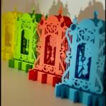 Papercraft, Origami, Kirigami, Quilling, Pop-Up Card, Pattern, Kit ... 3636511688_dc91af026a_o
