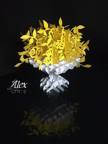 [Hiroko Pattern] Vase - Chậu hoa 3D 5438622212_ac33494e8c