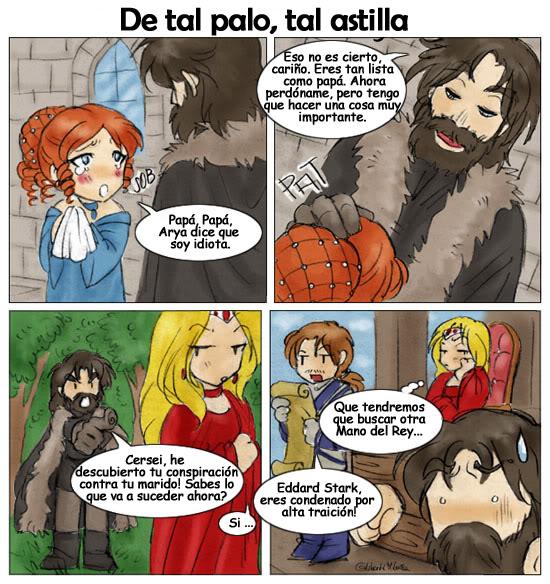 Humor en juego de tronos e histórico - Página 2 Comic1