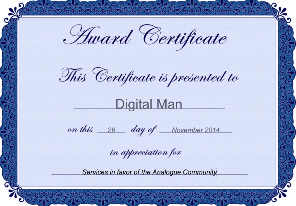 O 11º mito do Vinil Free-award-certificate-template1_zps2c5a0e0e