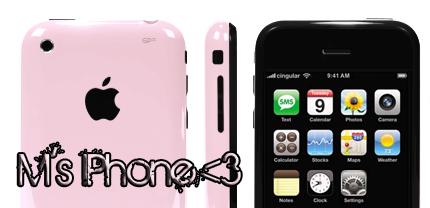 '&. Llamadas Perdidas&Buzón D'Voz♥ MyPinkIphone