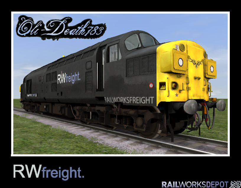 RW Depot.com RAILWORKSfreight37-1