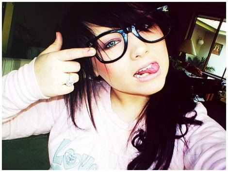 @Crazy{Model Brookelle56
