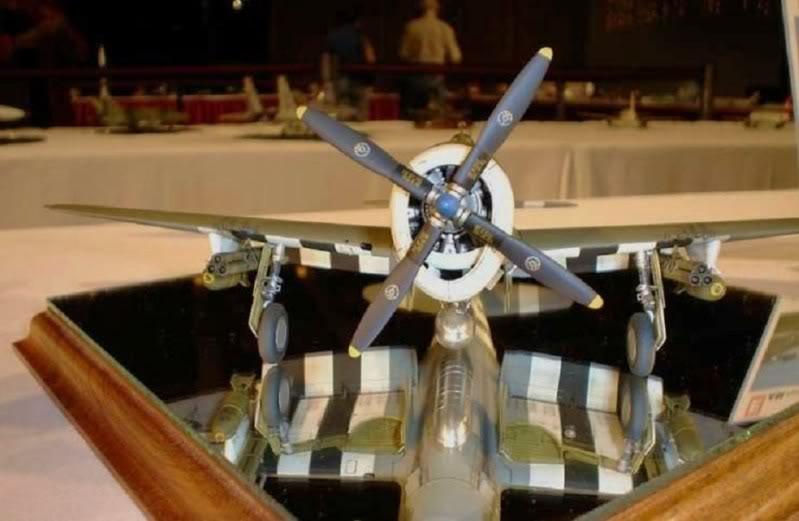 P-47D Razorback Tamiya 1/48 RepuplicP-47DThunderbolt5