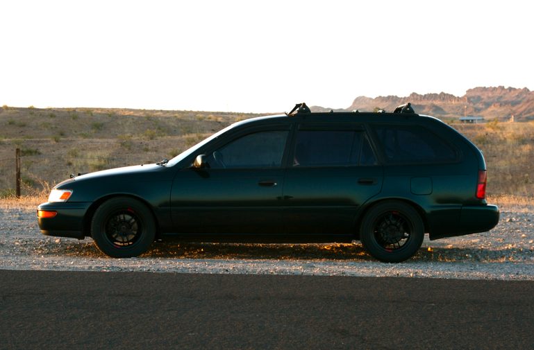 My 96 wagon Picture5-4