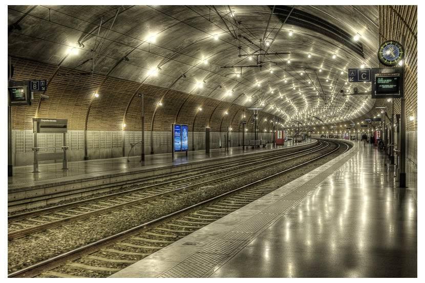 """Arrivée en gare de Monaco-Monte-Carlo"" DSC_0099_100_101_tonemapped"