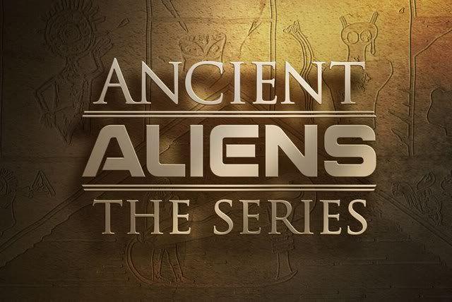 Alienígenas Ancestrales Ancienaea