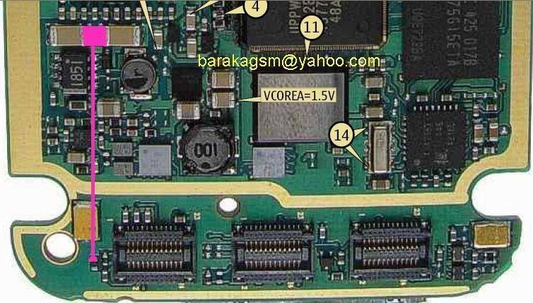 3230 no light lcd jumper 3230_display_light_parts_c406_7_r40