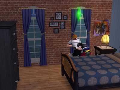 The Sims 2 Kingdom Hearts styleh >8=D 06