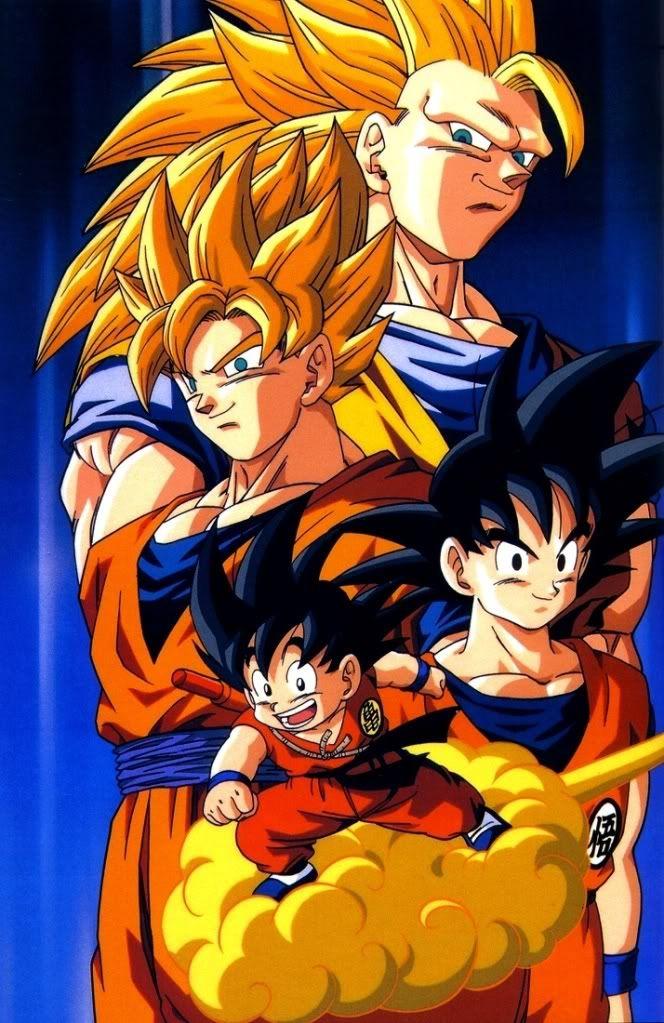 La serie que se desesperaban por ver Goku-10